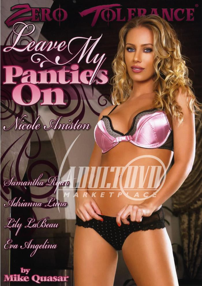 Leave My Panties On [DVDRip 320p]