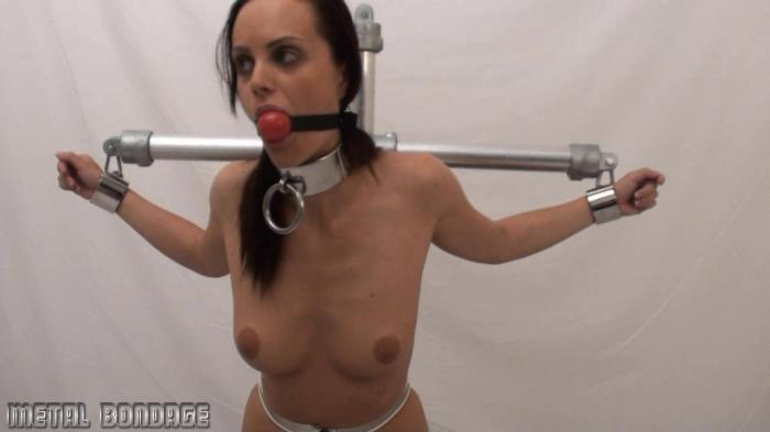 MetalBondage.com - Tanya - Tanya crucified [HD 720p]