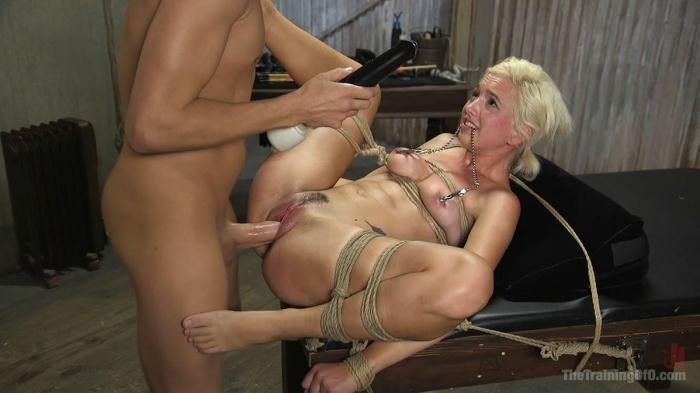 Slave Training of Eliza Jane Day 1 (Th3Tr41n1ng0f0, Kink) HD 720p
