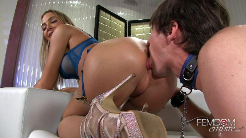Slave to Amazon! Ass Worship! (September 8th, 2016) [F3md0m3mp1r3 / FullHD]