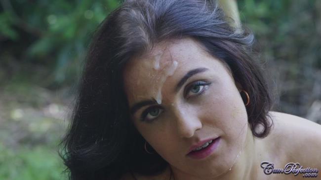 CumPerfection: Lola Rae - Trespasser Facial (FullHD/2016)