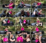 FullyCl0th3dS3x.com: Barra Brass - Fully Clothed Outdoor Fuck [SD] (310 MB)