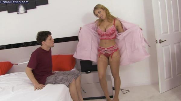 Britney Amber Mom makes Him a Man [Primal's Taboo Sex / Clips4Sale 720p]