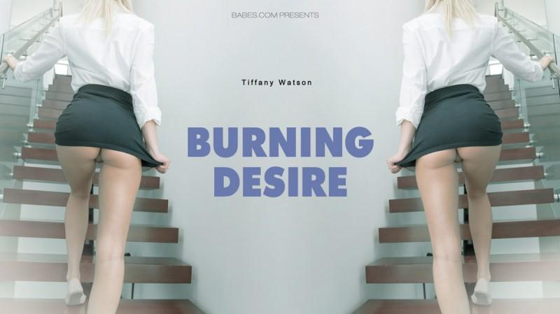 Tiffany Watson (Burning Desire / 13.09.16) [B4b3s / SD]