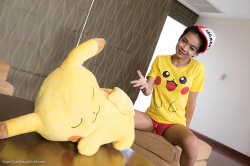 LadyBoy.com [Yoyo 2 - LBGMON GO!] HD, 720p
