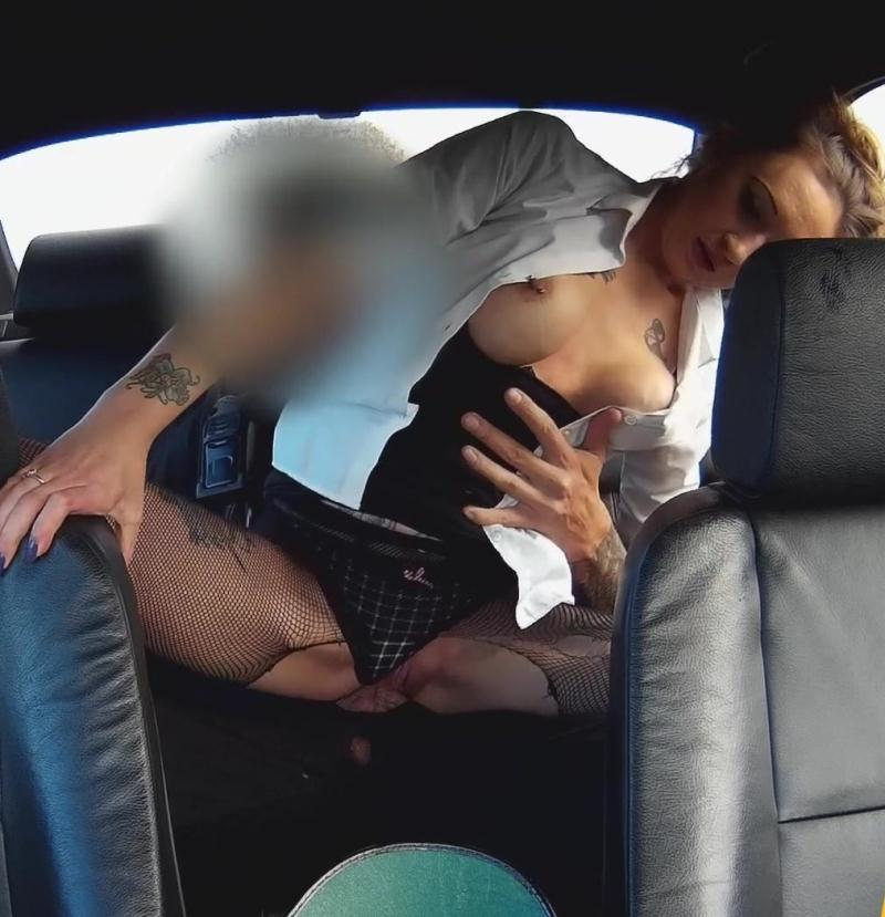 FakeCop - Demona - Slutty American fucked by UK Copper [FullHD 1080p]