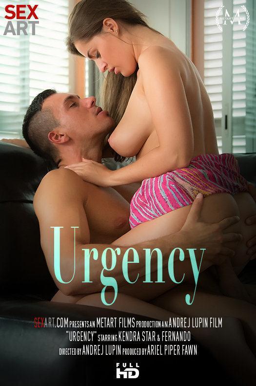 Kendra Star & Fernando - Urgency [SexArt / HD]