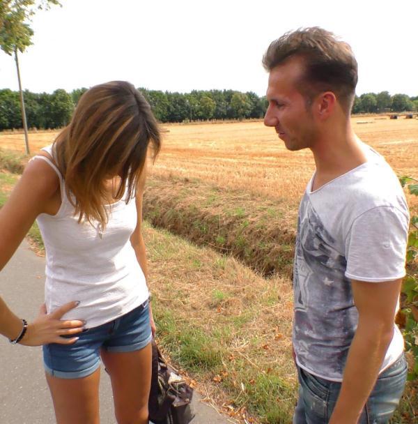 Dominique B. - Mature brunette Dominique B. in German amateur porn  (DeutschlandReport/PornDoePremium/HD/720p/397 MiB) from Rapidgator
