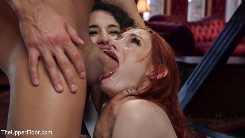 Kink.com: Arabelle Raphael Gets Sweet Revenge on Rich Bitch Violet Monroe [SD] (471 MB)