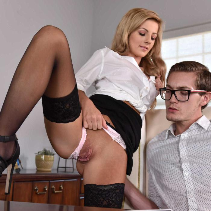 Bella Rose - Naughty Office  [HD 720p]