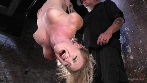 H0gT13d.com/Kink.com [Brutal Predicament Bondage, Relentless Torment, and Screaming Orgasms!] HD, 720p