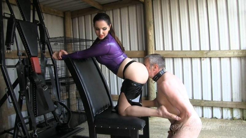 GoddessAlexandraSnow.com: Suffer the Whip [HD] (418 MB)