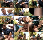 Lellou, Eliss Fire - Piss Fun At The Park [HD] (365 MB)