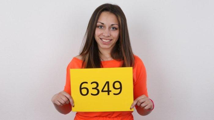 CzechCasting.com/CzechAV.com - Daniela (6349) (Amateur) [SD, 540p]