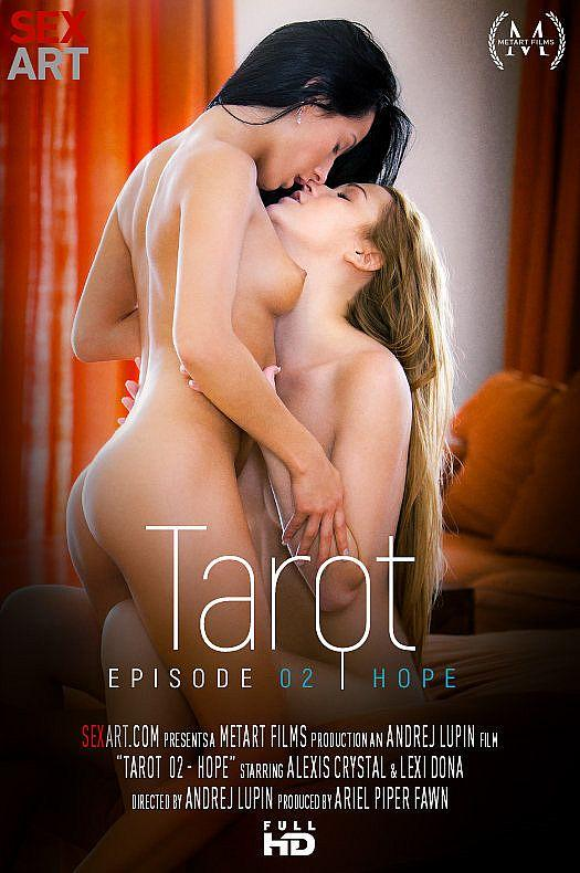 M3t4rt, S3x4rt: Alexis Crystal & Lexie Dona - Tarot Part 2 - Hope (SD/360p/250 MB) 16.09.2016