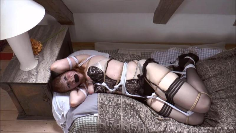 Bondage-Education.com: Tied Milf [HD] (705 MB)