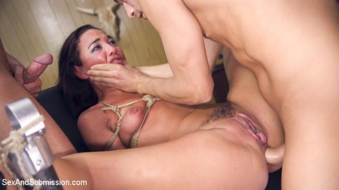 S3x4ndSubm1ss10n.com/Kink.com - Amara Romani - BROs Before HOs! (BDSM) [HD, 720p]