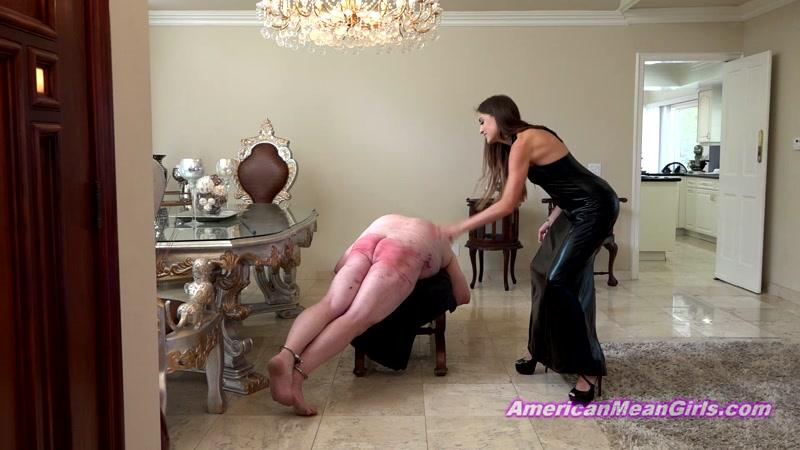 Princess Beverly - Caning Chore Chart Episode 4 [AmericanMeanGirls / FullHD]