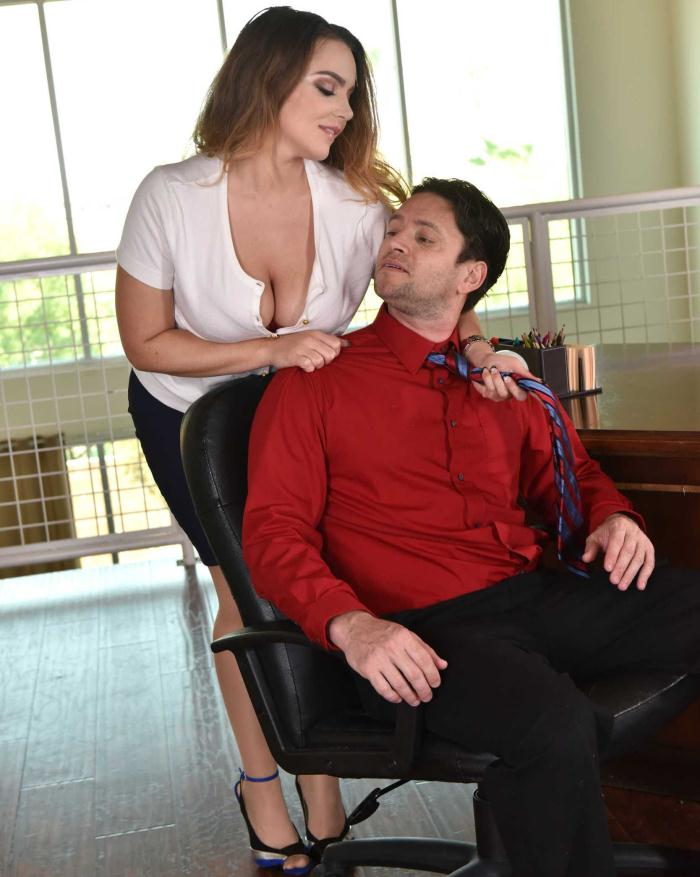 NaughtyOffice/NaughtyAmerica: Natasha Nice - Naughty Office  [HD 720p]  (Big Tits)