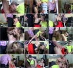 Young Couple Ends up in a Bisexual Theesome (Thomas Friedl, Peter Andre, Nicole Love / 28.06.2016) [BiMaxx / FullHD]