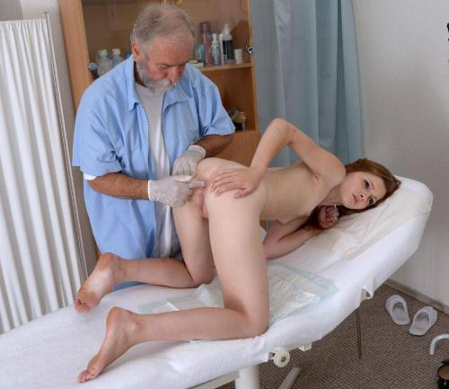 Tyna - 18 years girl gyno exam [HD, 720p] [Gyno-X.com] - Medical Fetish