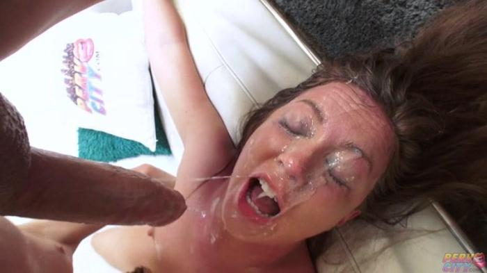 P3rvc1ty.com - Maddy OReilly - Cumslut Maddy O'Reilly (Teen, Deep Throat) [SD, 480p]