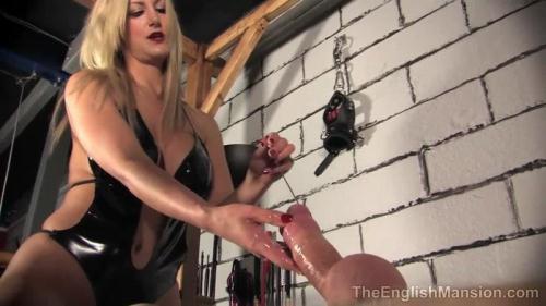 TheEnglishMansion.com [Mistress Nikki\'s Pain Slut] HD, 720p