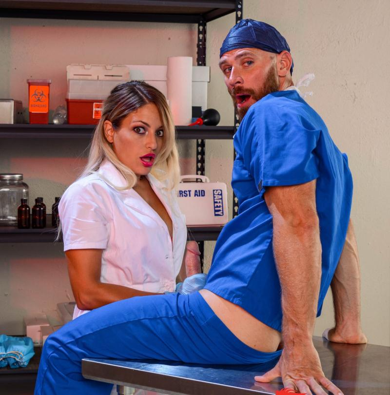 DigitalPlayGround - Kissa Sins in One For The Doctor (HD 720p)