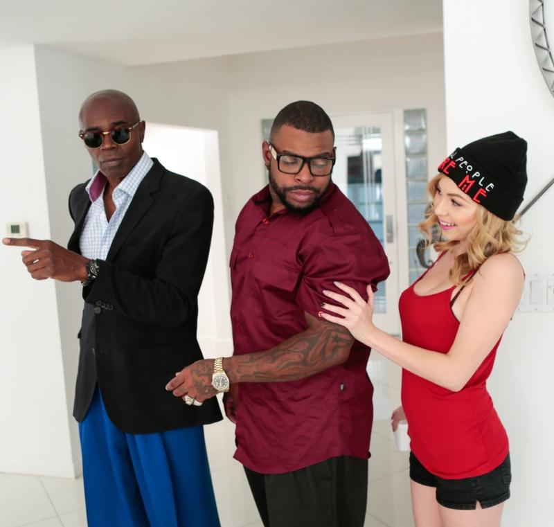 RealityJunkies - Angel Smalls in Once You Go Black You Add Another One (HD 720p)