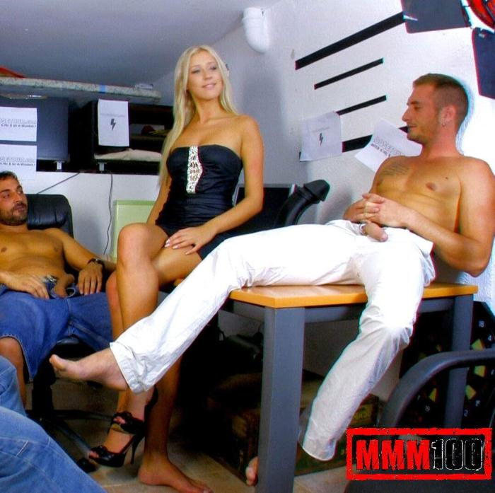 Mmm100: Teena Lipoldino - DP on a hot russian babe for the LooseTour  [FullHD 1080p]  (Spain Porn)