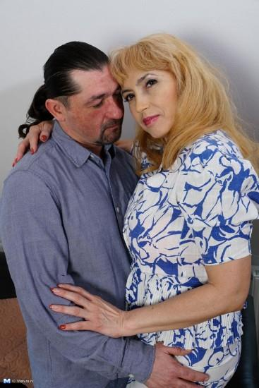 Love-Moms.com / Mature.nl - Olga C. (54) - Mat-Alex235 (Mature) [HD, 720p]