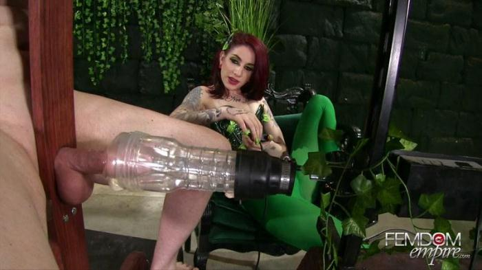 FE - Forced Orgasms by Poison Ivy Sheena Rose (Femdom) [FullHD, 1080p]