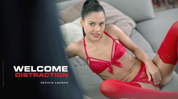 Apolonia Lapiedra - Welcome Distraction (SD/480p/340 MB) 09.09.2016