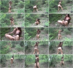 While walking in the woods Part 1 - Outdoor Solo (SCAT / 29 Sep 2016) [FullHD]