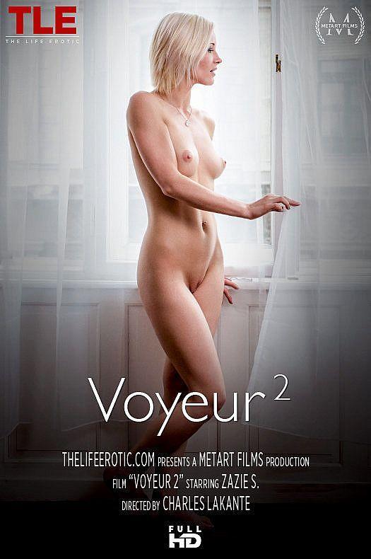 Th3L1f33r0t1c.com: Zazie S - Voyeur 2 [FullHD] (473 MB)