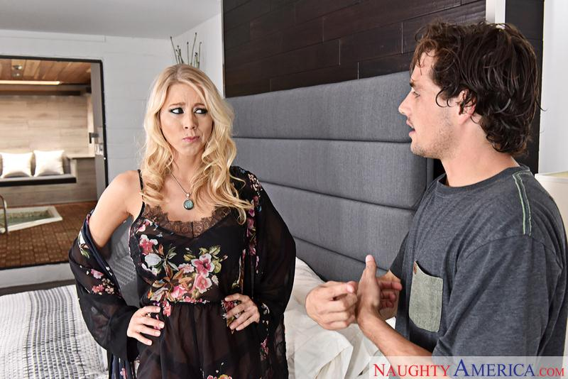 Katie Morgan (Milf loves Ass licking / 11.09.16) [NaughtyAmerica / SD]