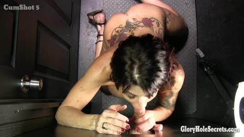 Raquel - First Glory Hole POV (GloryHoleSecrets) [FullHD 1080p]