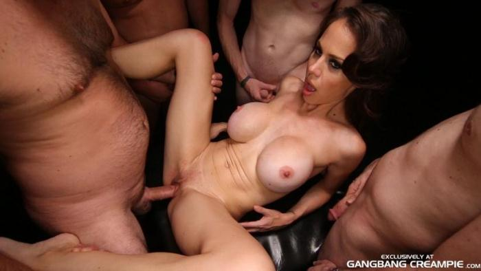 Gangbang Creampie 77 - McKenzie (2016-09-23) [SD/400p/MP4/336 MB] by XnotX