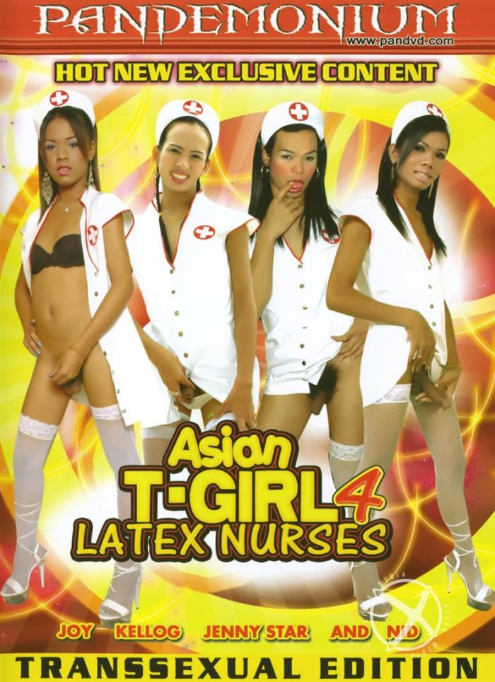 Asian T-Girl Latex Nurses 4 [DVDRip 360p]