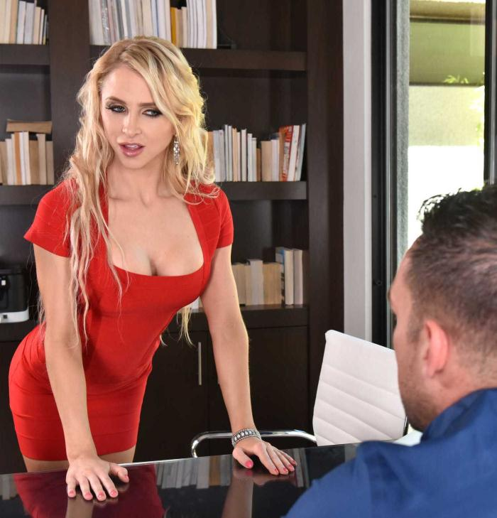 Alix Lynx - Naughty Office  [HD 720p]