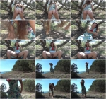 Peeing, Pooping and Farting Outdoor - Solo (FullHD 1080p)
