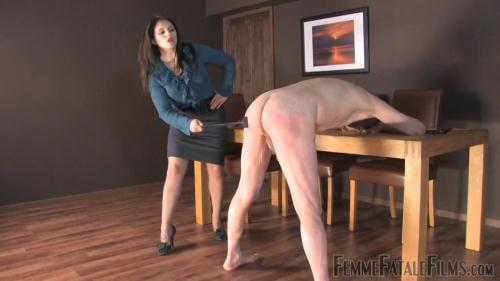 Earn Your Leash [HD, 720p] [FemmeFataleFilms.com] - Femdom