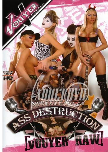 Appetite For Ass Destruction (2009) WEBRip/HD