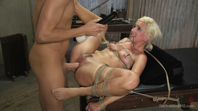 Th3Tr41n1ng0f0.com: Slave Training of Eliza Jane Day 1 [HD] (2.08 GB)