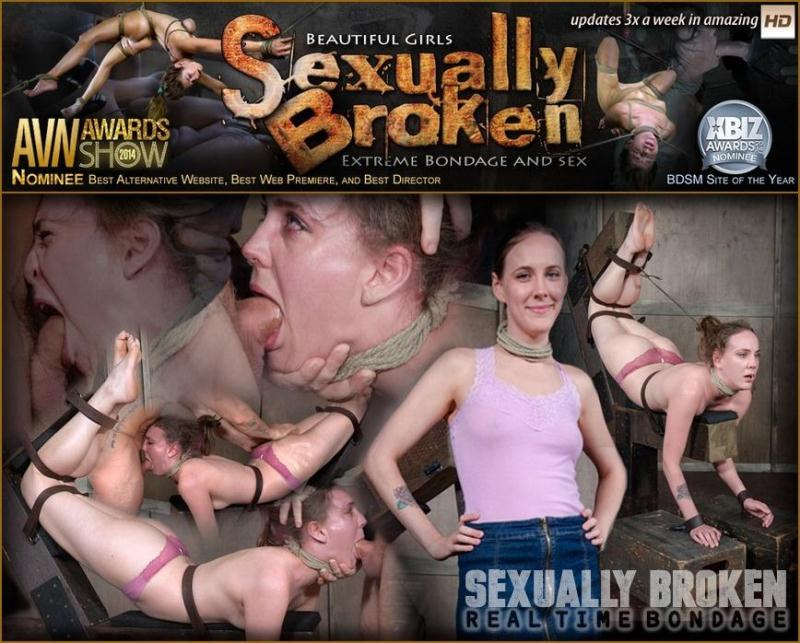 Sierra Cirque Face Fucked In Extreme Bondage! (September 5, 2016 / Sierra Cirque, Matt Williams, Sergeant Miles) [SexuallyBroken, RealTimeBondage / HD]