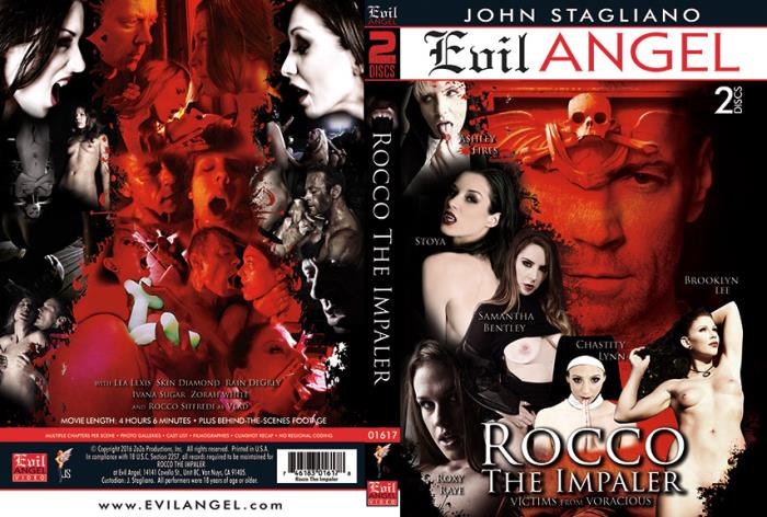 Evil Angel: Ashley Fires, Brooklyn Lee, Chastity Lynn, Ivana Sugar, Lea Lexis, Mira Sunset, Rain DeGrey - Rocco The Impaler [WEBRip/SD 540p]