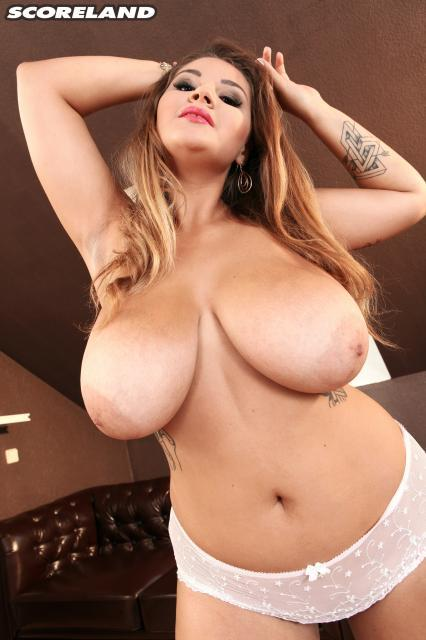 P0rnM3g4L04d.com/Sc0r3l4nd.com - Daria - A New Sc0r3l4nd Discovery (Big natural tits) [SD, 480p]