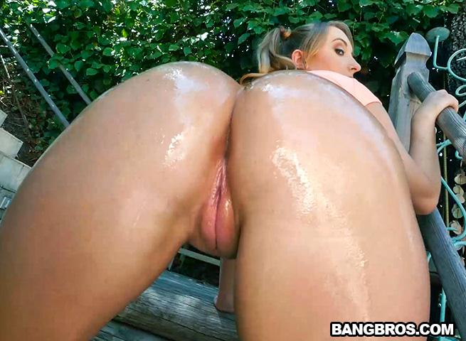 Harley Jade (Harley Jade and the 40 Inches of fantastic ass / 12.09.16) [BangBros, AssParade / SD]