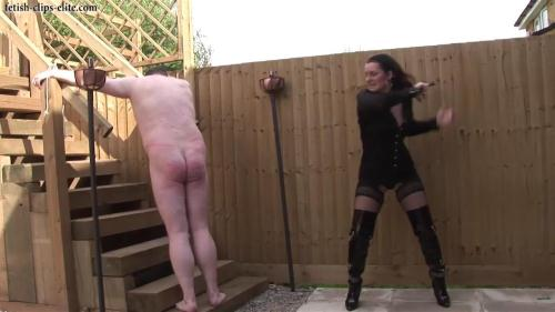 [3 Girl Whipping Competion] HD, 720p