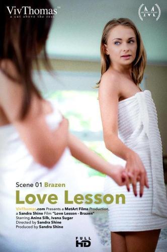 V1vTh0m4s.com [Anina Silk, Ivana Sugar - Love Lesson Episode 1 - Brazen] FullHD, 1080p
